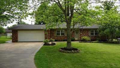 Newburgh Single Family Home For Sale: 8633 Windsor Drive