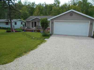 Syracuse Single Family Home For Sale: 11397 Wawasee Drive