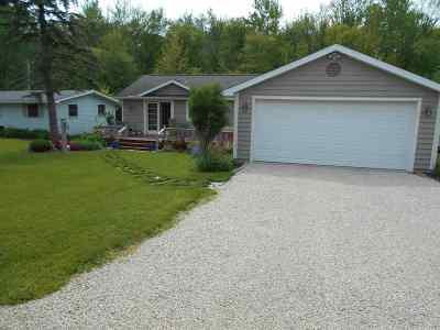 Kosciusko County Single Family Home For Sale: 11397 Wawasee Drive