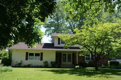Granger Single Family Home For Sale: 16674 Kent Drive