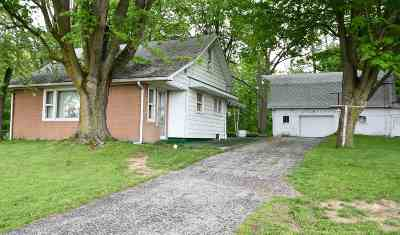 Goshen Single Family Home For Sale: 23055 County Road 40 Road
