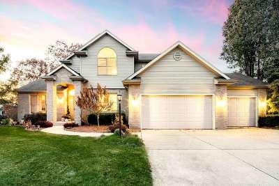 Granger IN Single Family Home For Sale: $374,900