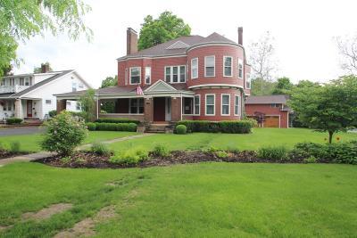 Wabash Single Family Home For Sale: 560 N Wabash Street
