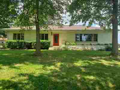 Evansville Single Family Home For Sale: 3030 Koressel Road