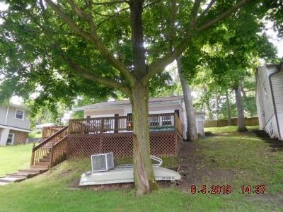 LaGrange County Single Family Home For Sale: 6475 N 300 E