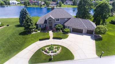 Granger Single Family Home For Sale: 15870 N Lakeshore Drive