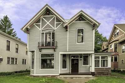 Fort Wayne Single Family Home For Sale: 1116 W Washington Boulevard