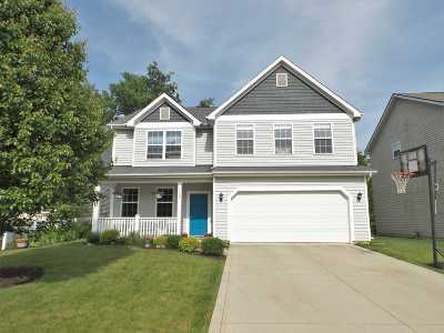 Fort Wayne Single Family Home For Sale: 7209 Tayside Trail