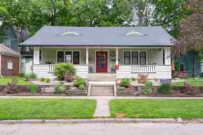 Garrett Single Family Home Cont-Accptngbackupoffers: 307 S Harrison Street