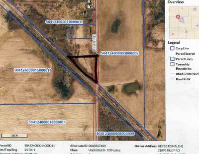 Plymouth Residential Lots & Land For Sale: TBD Pear Road