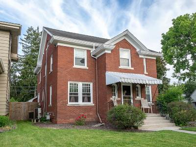 Fort Wayne Single Family Home For Sale: 4616 S Wayne Street