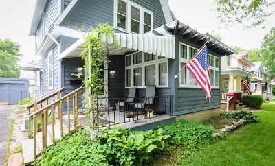 Fort Wayne Single Family Home For Sale: 3720 Arlington Avenue