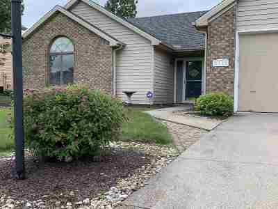 Fort Wayne Single Family Home For Sale: 9428 Sail Wind Drive