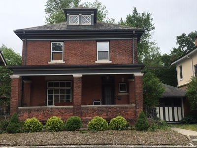 Fort Wayne Single Family Home For Sale: 810 Rockhill Street