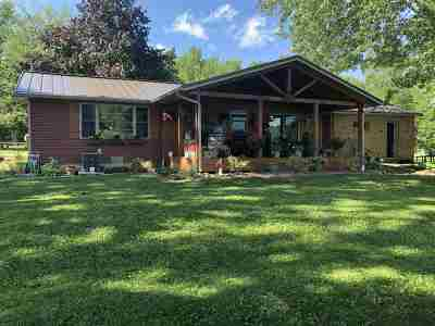 Columbia City Single Family Home For Sale: 3305 W Northshore Drive