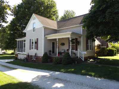 Huntingburg Single Family Home For Sale: 521 E Third Street