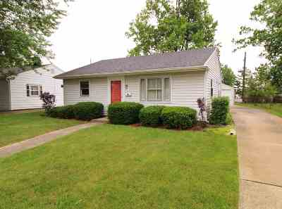 Marion Single Family Home For Sale: 1208 W National Avenue