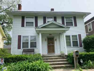 Allen County Single Family Home For Sale: 1001 Kinsmoor Avenue