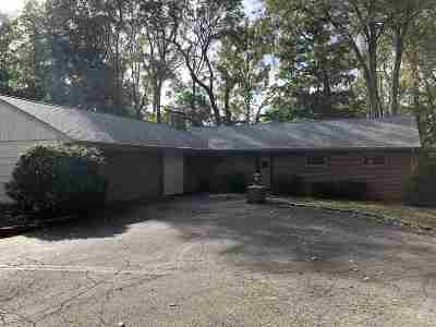 Wabash Single Family Home For Sale: 1460 Inez Street