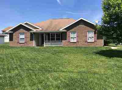 Dubois County Single Family Home For Sale: 670 Hartford Drive