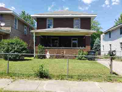 St. Joseph County Single Family Home For Sale: 513 Haney Avenue