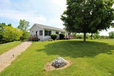 Noble County Single Family Home For Sale: 4075 E 850n