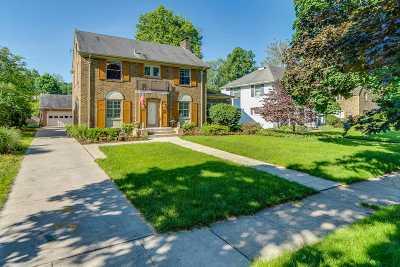 St. Joseph County Single Family Home For Sale: 1618 E Wayne Street
