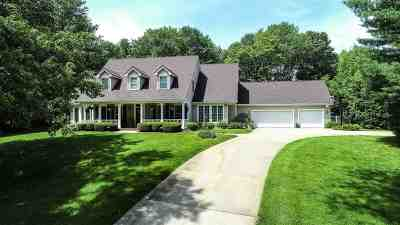Elkhart Single Family Home For Sale: 51885 Meadow Creek Drive
