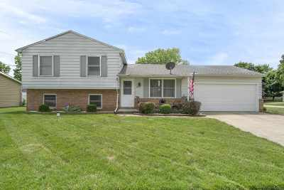 South Bend Single Family Home For Sale: 1502 Musgrave Court