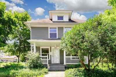 South Bend Single Family Home For Sale: 320 Howard Street