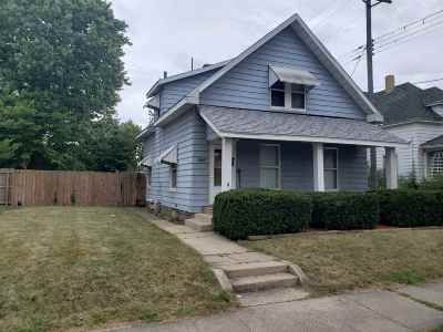 St. Joseph County Single Family Home For Sale: 845 S 28th Street