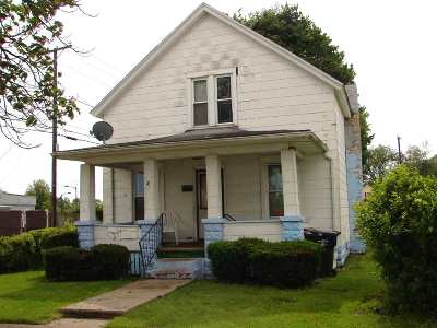 St. Joseph County Single Family Home For Sale: 325 Falcon Street
