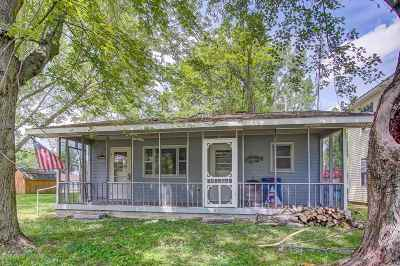 Wolcottville Single Family Home For Sale: 2200 E 765 S