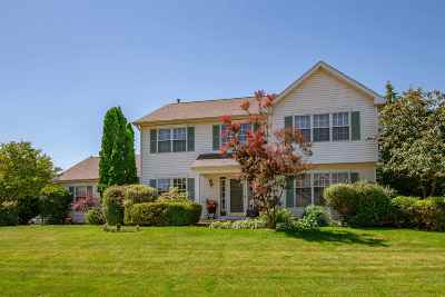 St. Joseph County Single Family Home For Sale: 10606 Brems Court