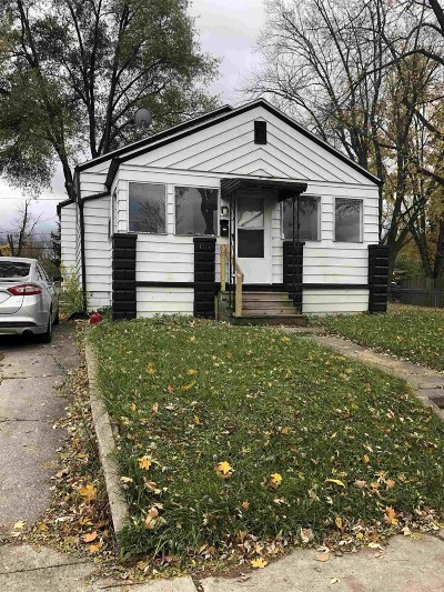 Fort Wayne Single Family Home For Sale: 1514 McKinnie Avenue