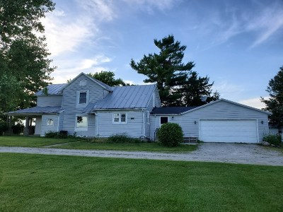 Whitley County Single Family Home For Sale: 3691 S 350 W