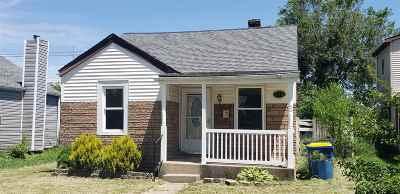 Mishawaka Single Family Home For Sale: 818 Burdette Street