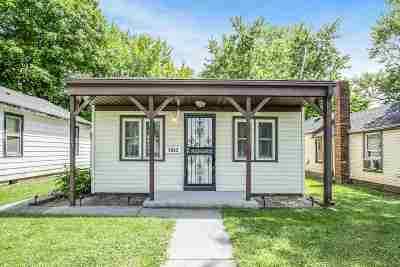 Marion Single Family Home For Sale: 1803 W Euclid