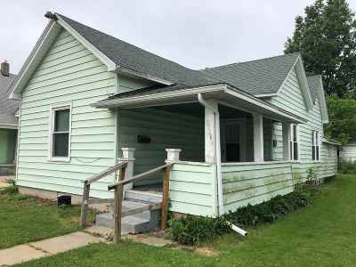 Marion Single Family Home For Sale: 3514 S Boots Street