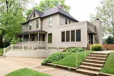 Lafayette Single Family Home For Sale: 632 Owen Street