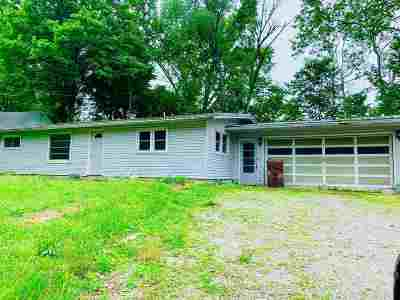 Wabash Single Family Home For Sale: 839 W Dora Road
