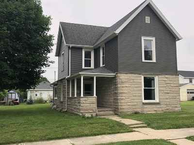 Marion Single Family Home For Sale: 1323 W Euclid Avenue
