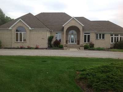 Culver IN Single Family Home For Sale: $599,000