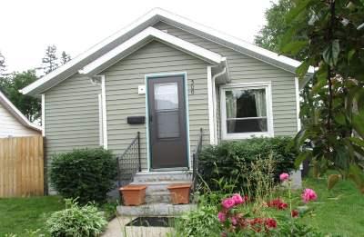 Elkhart Single Family Home For Sale: 500 W Lusher Street