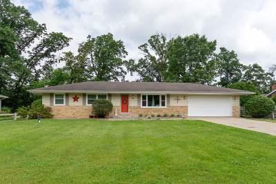 Elkhart Single Family Home For Sale: 30377 Lantern Lane