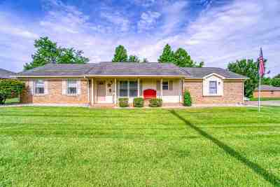 Newburgh Single Family Home For Sale: 8511 Greywing Drive
