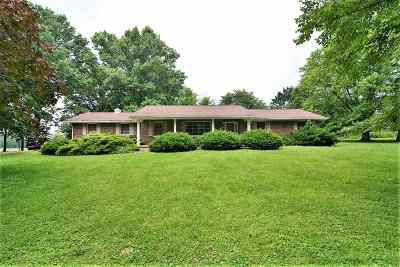 Boonville Single Family Home For Sale: 247 State Road 261