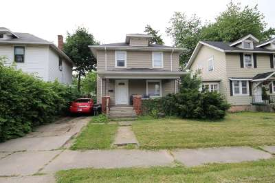 Allen County Single Family Home For Sale: 340 E Lexington Court