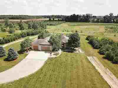 Single Family Home For Sale: 9786 E 300 S