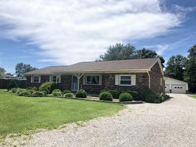 Newburgh Single Family Home For Sale: 8311 Oak Street